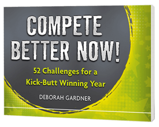 Compete Better Now book